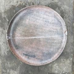 Plate. 23 cm diam.  £20