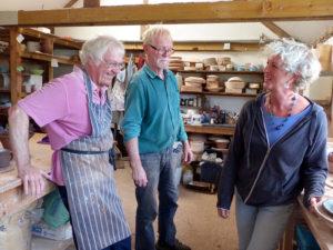 pottery teachers